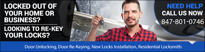Locksmith Services in Winnetka